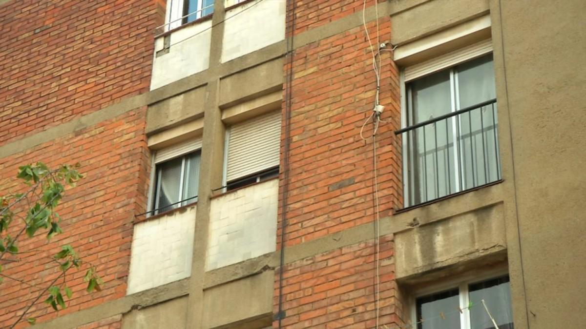 El Ayuntamiento de Barcelona quiere que las viviendas vacías puedan cumplir con su uso social.