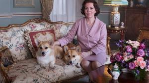 Olivia Colman, en una imagen de la nueva temporada de 'The crown'