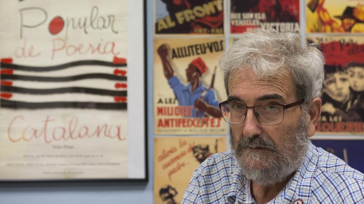 """Carles Vallejo: """"La democracia fue muy generosa con los torturadores"""""""