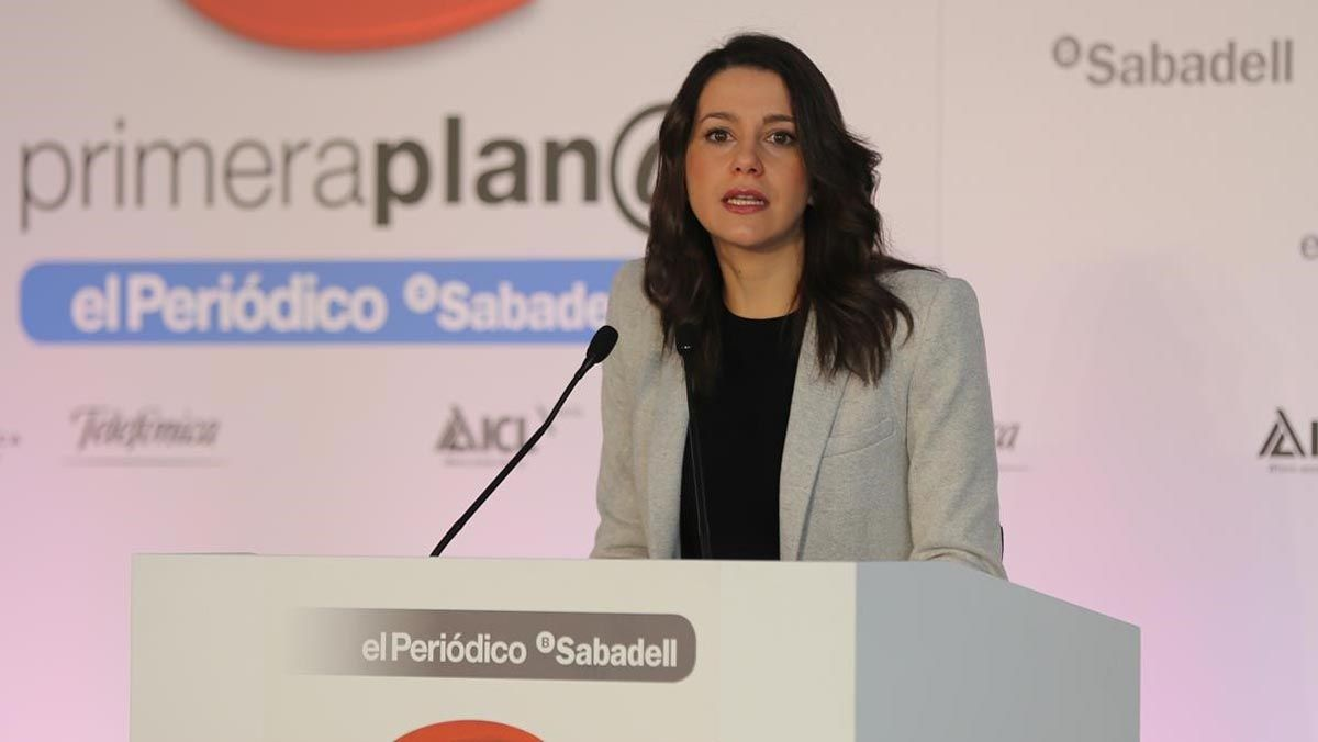 Primera Plan@: Inés Arrimadas