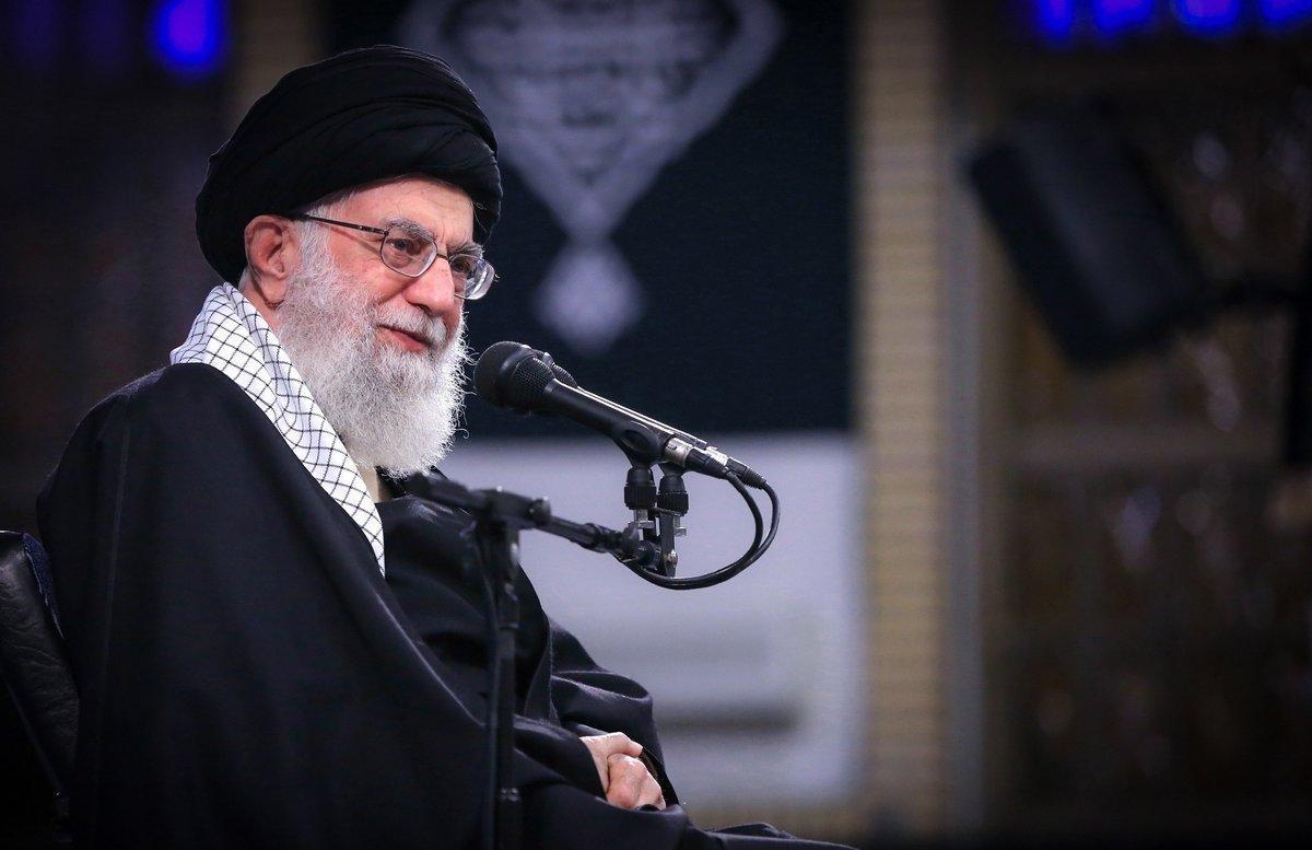 El líder supremo de Irán, Alí Jamenei, en una imagen de archivo.