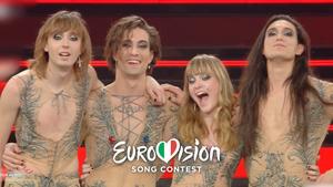 Måneskin, ganadores de la 71ª edición del Festival de Sanremo