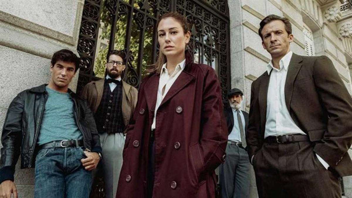 'Jaguar', la serie que se estrenará en Netflix el próximo 22 de septiembre.