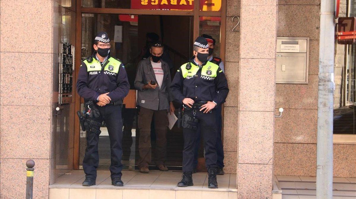Quatre detinguts per la mort de la infermera de Girona