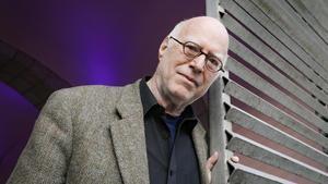 El sociólogo Richard Sennett poco antes de su participación en Kosmopolis.