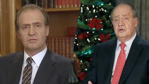 20 'lecciones' del rey Juan Carlos en sus discursos de Navidad