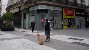 L'històric carrer per als vianants de Buenos Aires, en ruïnes per la pandèmia