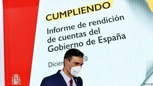 El Gobierno afronta un 2021 entre Catalunya y la pandemia