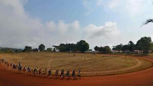 Kenya, millor terra que tartan