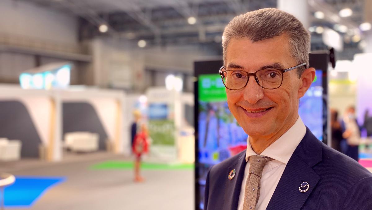 Carles Navarro, presidente de FEIQUE y consejero delegado de Basf.