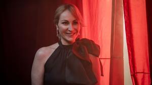 La actriz y presentadora Ana Milán.