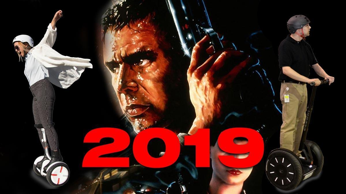 Bienvenidos Al Año Blade Runner Qué Se Ha Cumplido Del Filme