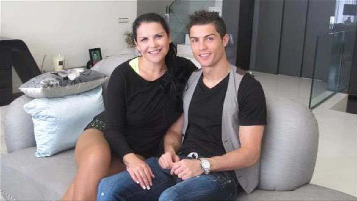 Katia Aveiro, hermana de Cristiano Ronaldo, ingresada por  covid