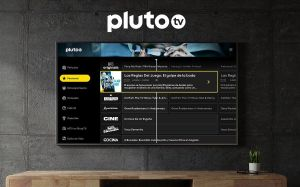 Com descarregar i veure Pluto TV a Espanya