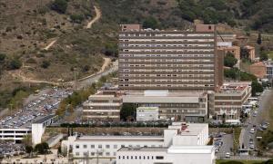 El Hospital Germans Trias i Pujol de Badalona.