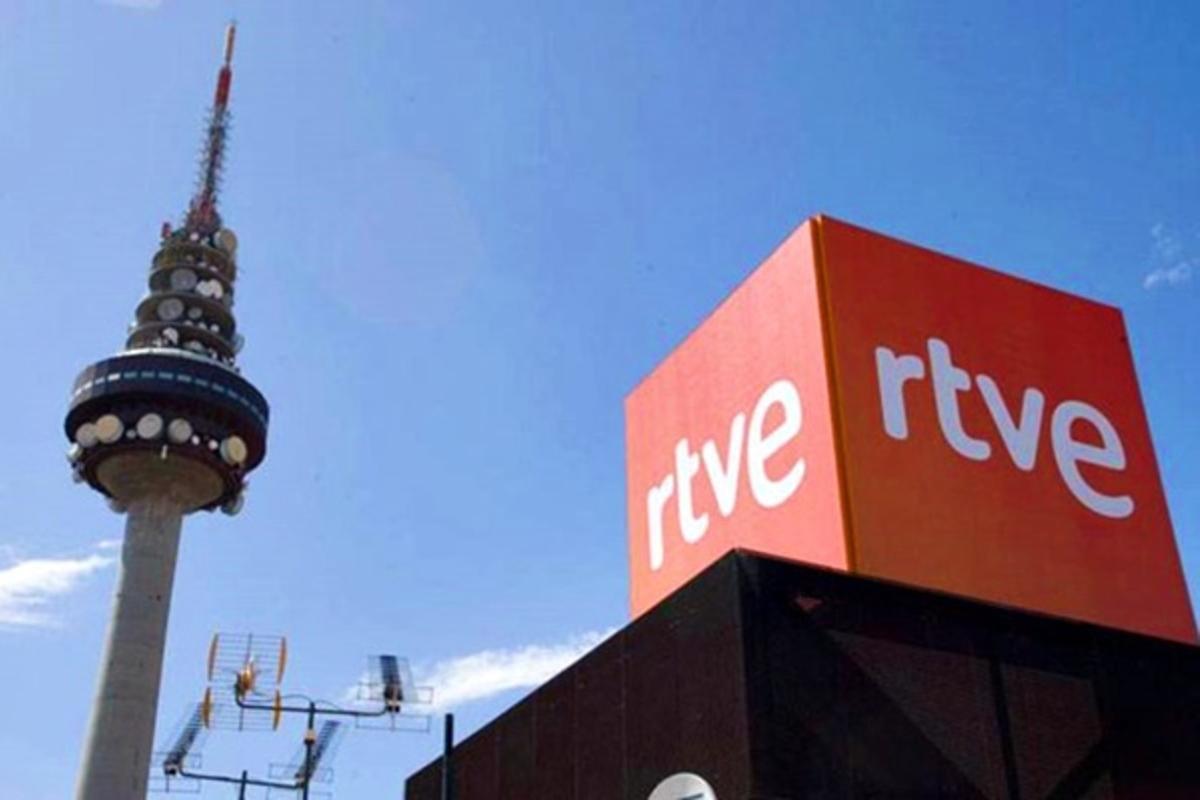 Instalaciones de RTVE en Torrespaña (Madrid).