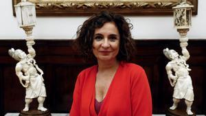 María Jesús Montero avanza una subida del techo de gasto inédita por los fondos europeos.