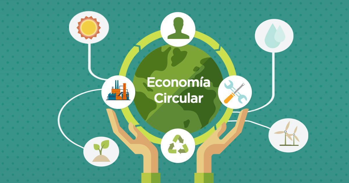 Estructura de l'economia circular.