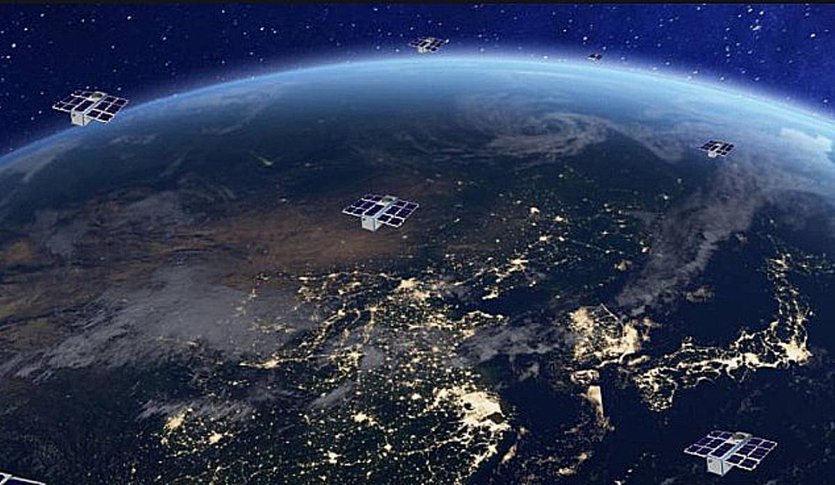 Sateliot desgrana el llançament espacial del primer nanosatèl·lit 5G de la seva constel·lació