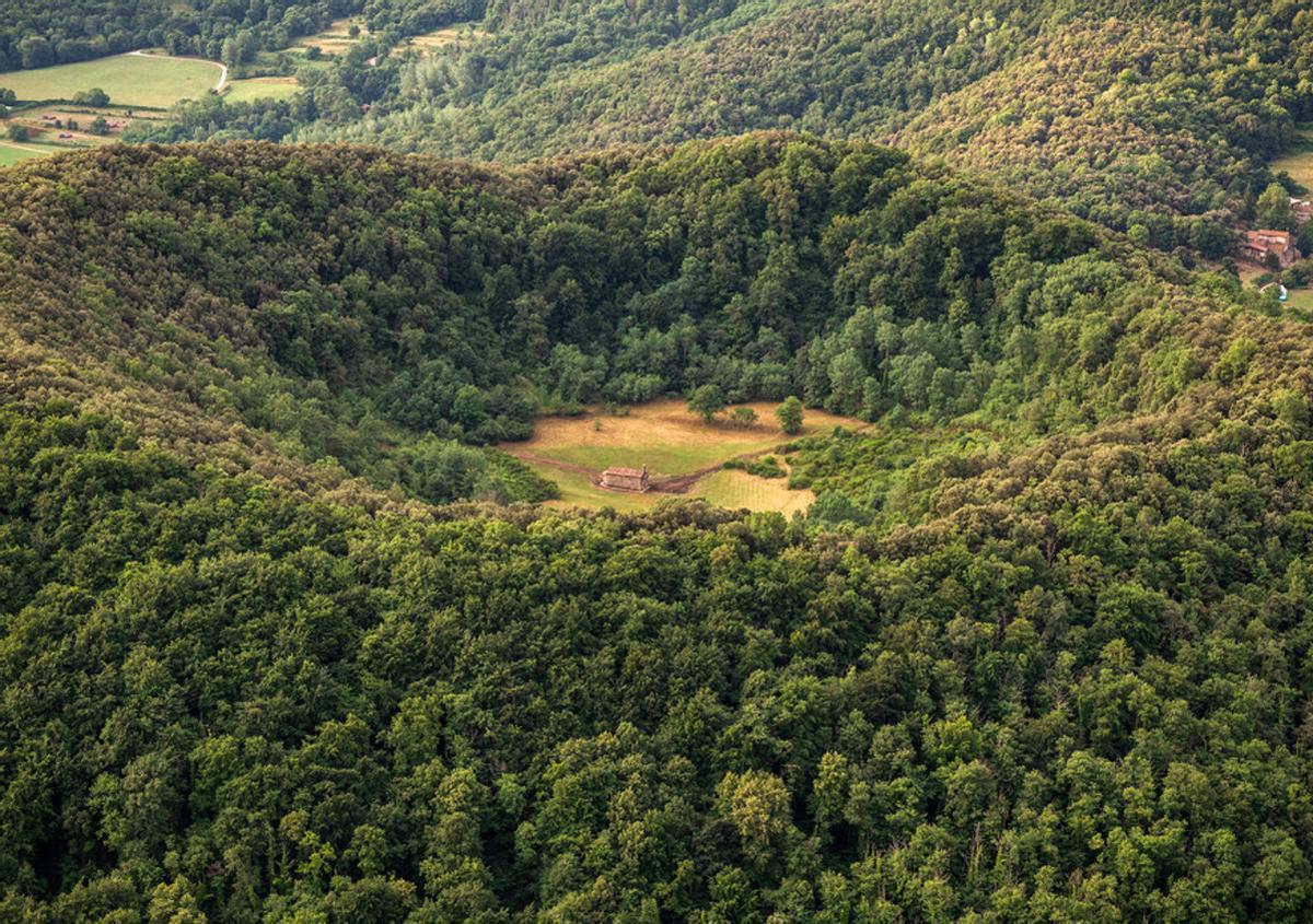 ¿Cuántos volcanes hay en Catalunya y cuál es su peligro real?