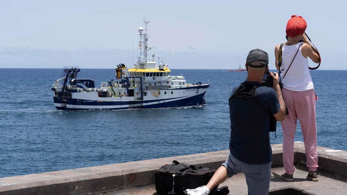 El anhelo de hallar a Gimeno y su hija renace con el nuevo rastreo en el mar.