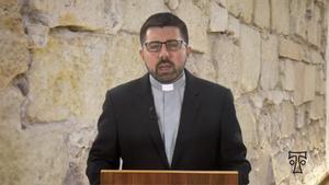 El portavoz del Arzobispado de Tarragona, padre SimóGras, afirma que no se ha encontrado prueba delictiva que, canónicamente, incrimine penalmente a los sacerdotes Morell y Font.