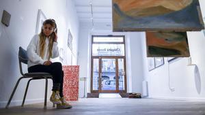 Chiquita Room es un centro de arte y creación que desprende calidez y creatividad.