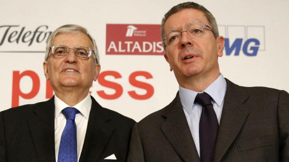 Torres-Dulce se ha mostrado absolutamente de acuerdo con el fallo del Tribunal Constitucional (TC) que anula la declaración de soberanía de la Cámara catalana