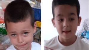 Los dos niños desaparecidos en Tavernes de la Valldigna.