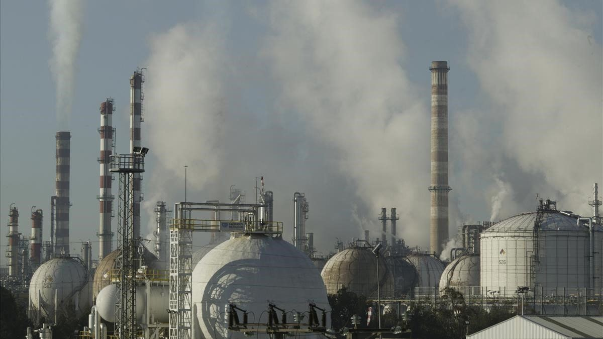 Empresas petroquímicas en el Camp de Tarragona