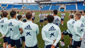 Luis Enrique: «No he vist cap selecció millor que nosaltres»