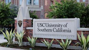 La Universidad del Sur de California.