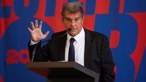 """""""L'únic que pot fer que el Camp Nou torni a somniar és Joan Laporta"""""""