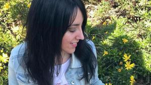 La escritora barcelonesa Ester Isel.