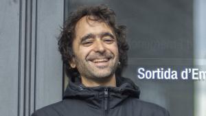 El escritor catalán Martí Sales.