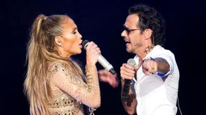 Jennifer Lopez li fa la cobra al seu exmarit Marc Anthony