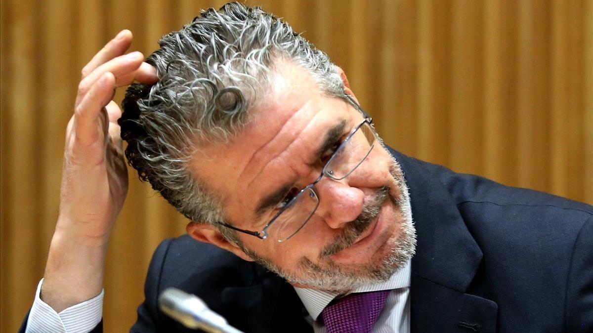 El jutge admet la denúncia de Granados contra Marjaliza per haver-se aprofitat de la xivatada de la Púnica