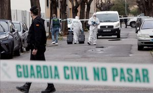 Un hombre asesta varias puñalada a su expareja en Massamagrell (Valencia).