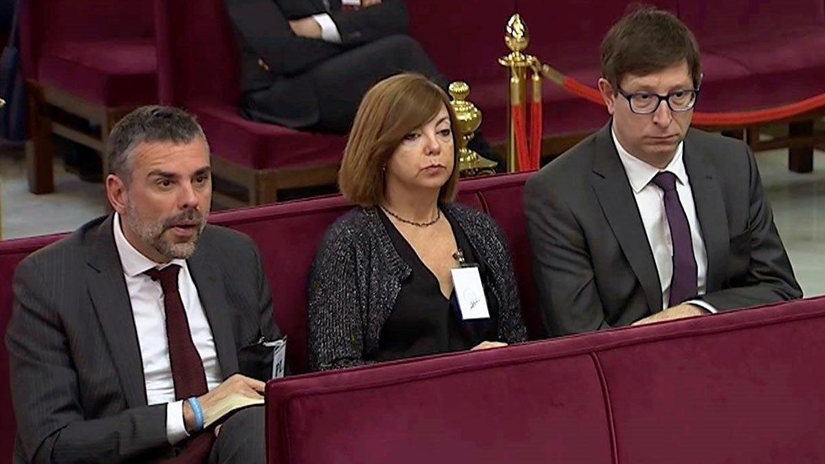 El Suprem declara complertes les condemnes de Mundó, Borràs i Vila pel procés