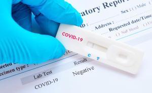 Test de detección rápida del coronavirus