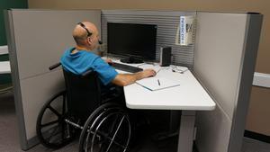 Frenazo a la inclusión laboral: las personas con discapacidad, entre las más afectadas por la pandemia