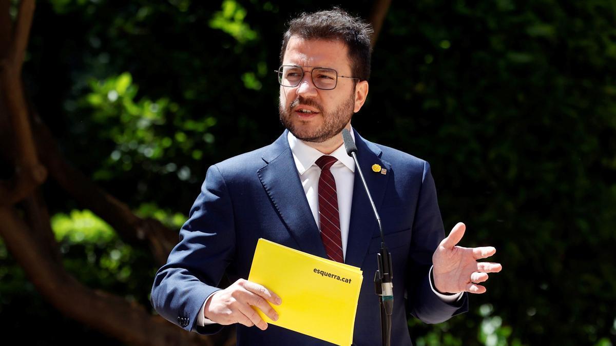 El que es necessita del Govern d'Aragonès
