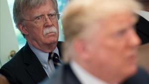 Noves revelacions de Bolton sobre Trump sacsegen l''impeachment'