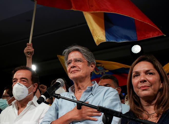 El banquero Guillermo Lasso será el próximo presidente de Ecuador
