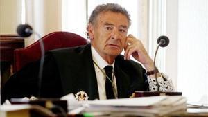 El fiscal José Luis García Ancos, en una imagen fechada en mayo del 2002.