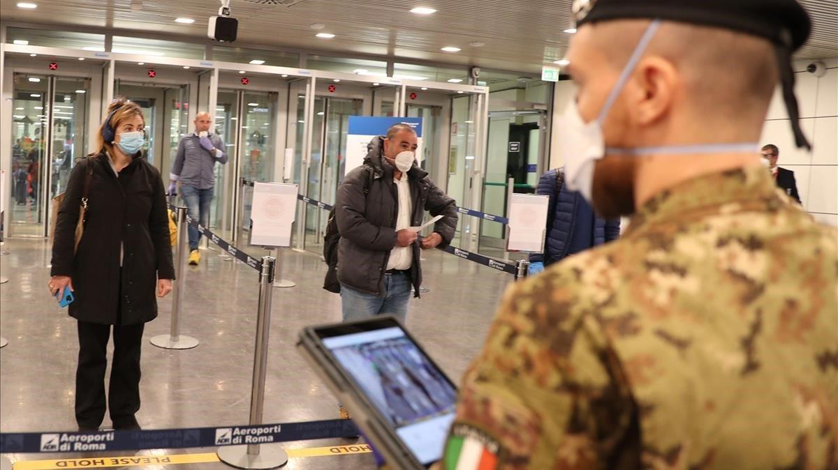 Itàlia obrirà les seves fronteres amb la UE el 3 de juny sense necessitat de quarantena