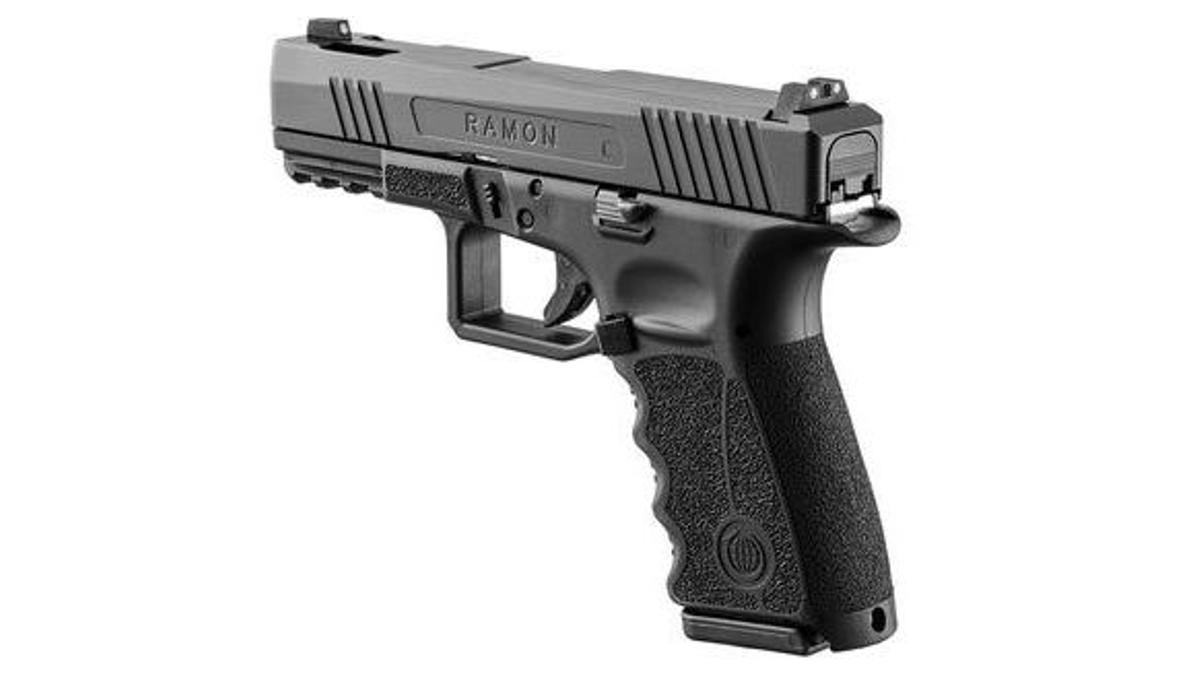 Pistola Ramón de la Guardia Civil