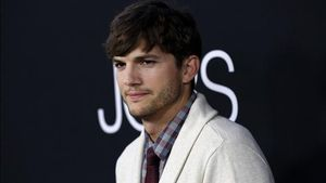 L'actor Ashton Kutcher.