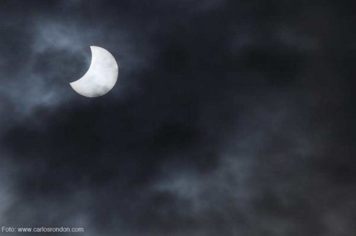 Eclipse de sol.