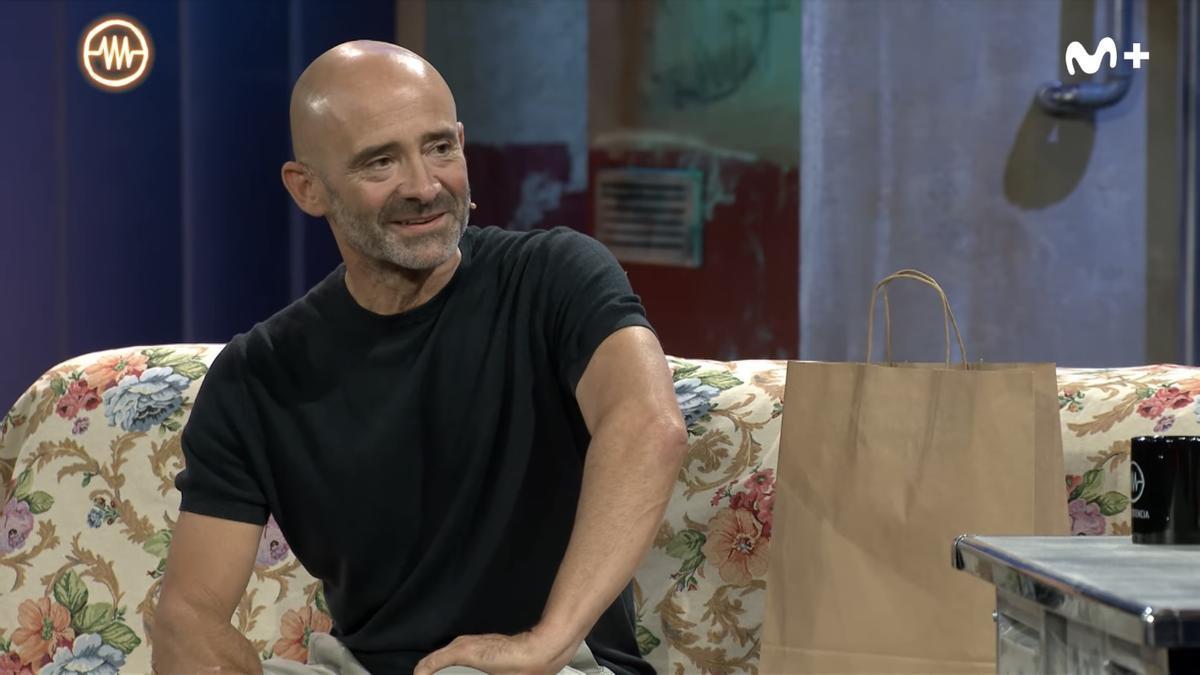 Antonio Lobato en 'La resistencia'